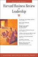 Hbr On Leadership: Harvard Business Review