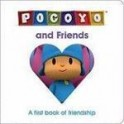 Pocoyo and Friends Board Book: A First Book of Frienship
