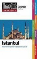Time Out Shortlist Istanbul 1st edition