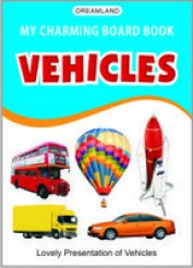 My Charming Board Books - Vehicles
