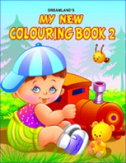 My New Colouring (Book - 2)