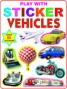 Play With Sticker - Vehicles