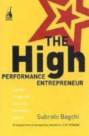 The High-Performance Entrepreneur : Golden Rules For Success In Today's World