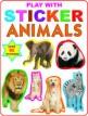 Play With Sticker - Animals