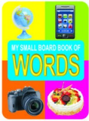My Small Board Books - Words