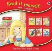 Read Yourself With ladybird Level 1