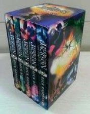 Percy Jackson Ultimate Collection Box Set
