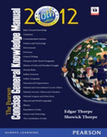 CONCISE GENERAL KNOWLEDGE MANUAL ( 2012 )
