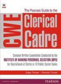 The Pearson Guide to the CWE Clerical Cadre
