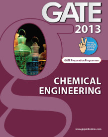 GATE 2013: Chemical Engineering