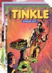 Best Of Tinkle: 10 Tinkle Digests (1980 - 2008)