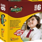 Perfect Genius Class 6 for Olympiads, Science, Maths, Social, logic, English