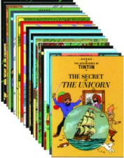 The Tintin Collection (Set Of 22 Books)