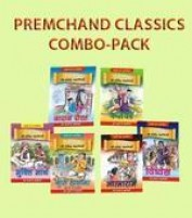 Premchand Classics Combo Pack (Set Of 6 Books)