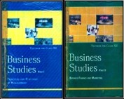 Business Studies For Class XII (Part I-II)