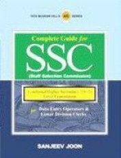 SSC Combined Higher Secondary (10+2) Level Examination For Data Entry Operators & Lower Division Clerks