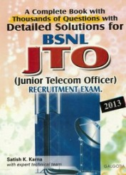 BSNL JTO Recruitment Exam 2013