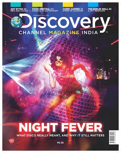 Discovery Channel Magazine India Magazine,India Today Group