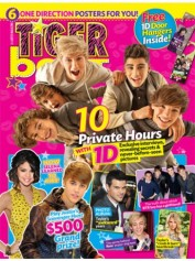 TIGER BEAT - USA