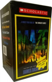 THE MAZE RUNNER SET (4 BOOKS)