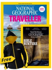 National Geographic + National Geographic Traveller Combo