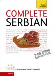TEACH YOURSELF COMPLETE SERBIAN AUDIO SUPPORT